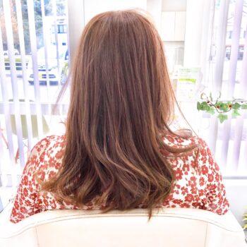 外国人風の髪色を実現できる!?イルミナカラー